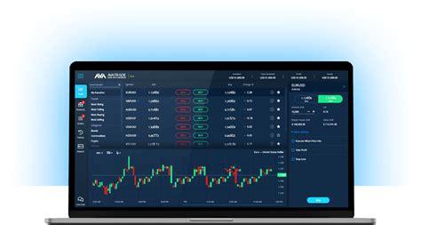 STO plataforma webtrader MT4